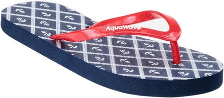 AquaWave japonki damskie Rachel 36 czerwone/niebieskie
