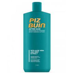 PizBuin Mlieko po opaľovaní s aloe vera a mentolovou extraktom (Soothing & Cooling Moisturising Lotion) 400