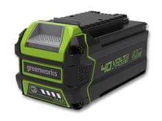 Greenworks G40B4 polnilna baterija, 40 V