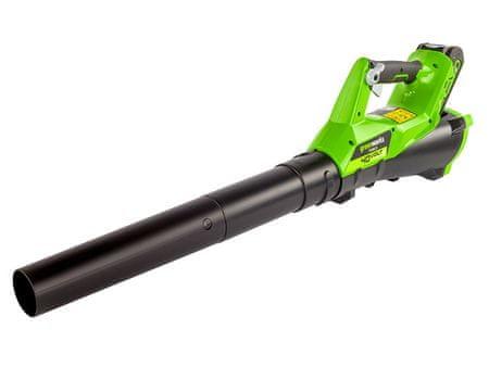Greenworks G40AB akumulatorski pihalnik listja, 40 V