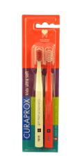 Curaprox Dětský zubní kartáček CS 5500 Kids Ultra Soft 2ks školní edice