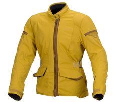Macna dámská bunda Shine ochre yellow