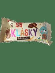 Rej Klásky špaldové sušenky čokoládové s vápnikem 27ks