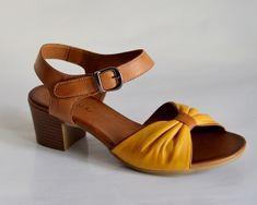 Dámská kožená letní obuv