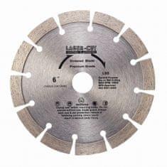 LASER CUT L00108 - Diamantový kotúč segmentový 150 x 22,23 x 12mm LSS