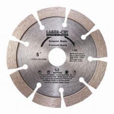 LASER CUT L00107 - Diamantový kotúč segmentový 125 x 22,23 x 12mm LSS