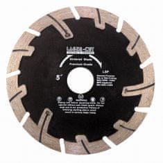 LASER CUT L00122 - Diamantový kotúč segmentový 115 x 22,23 x 7mm LSP