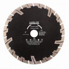 LASER CUT L00124 - Diamantový kotúč segmentový 180 x 22,23 x 7mm LSP