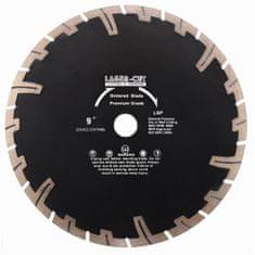 LASER CUT L00125 - Diamantový kotúč segmentový 230 x 22,23 x 7mm LSP