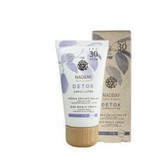 Naobay Ochranný krém Detox SPF 30 50 ml