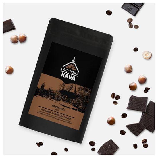 Lázeňská káva Espresso směs, 250 g