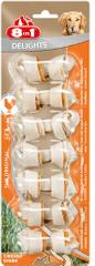 8in1 Delights XS žvečljiva kost, 7 kosov
