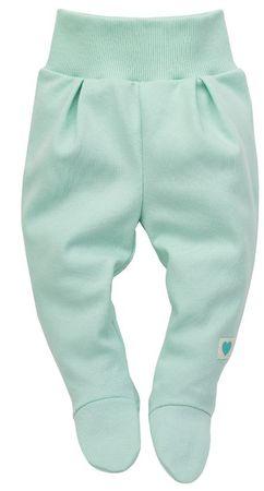 PINOKIO dječje hlače, zelene, 56