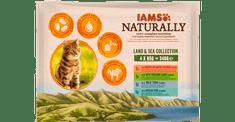 IAMS Naturally Kopno&More hrana za odrasle mačke, u umaku, 340 g