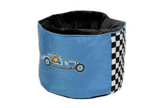 KIWI WALKER Racing Bugatti kutyafekhely fészek ortopéd habból