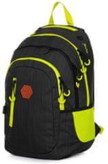 Karton P+P Študentský batoh OXY Campus black