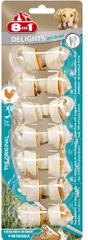 8in1 Delights Pro Dental XS žvečljiva kost, 7 kosov