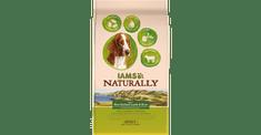 IAMS Naturally hrana za odrasle pse, z novozelandsko jagnjetino in rižem, 800 g