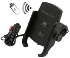 M-Style  EW držák telefonu s bezdrátovým nabíjením