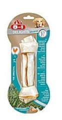 8in1 Delights Pro Dental L žvečljiva kost, 1 kos