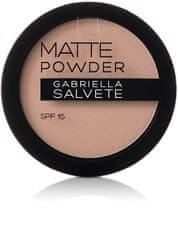 Gabriella Salvete Matující pudr SPF 15 Matte Powder 8 g