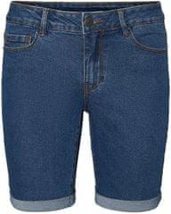 Vero Moda Ženske kratke hlače VMHOT SEDEM 10225854 Medium Blue Denim