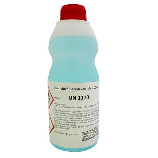 ANTICOVID Alkoholová dezinfekce na ruce Anti-COVID 1000ml