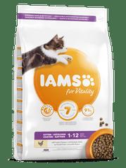 IAMS Vitality mačja hrana za mladunce mačke, svježa piletina, 800 g