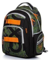 Karton P+P OXY Style Army diák hátizsák