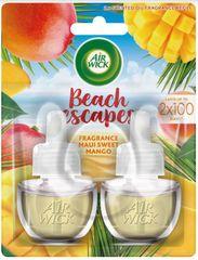 Air wick električno punjenje za osvježivač zraka Maui mango DUO, 19 ml