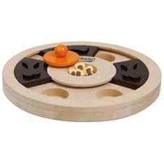 Karlie interaktywna zabawka drewniana HERA 25x5 cm