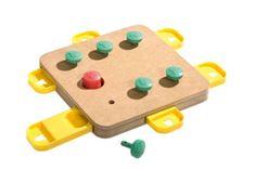 Karlie interaktywna zabawka dla psów CUBE 32x32x5 cm