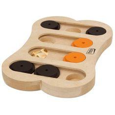 Karlie interaktivní dřevěná hračka APOLLO 30x20 cm
