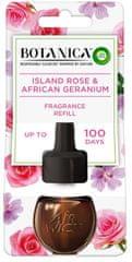 Air wick wkład do odświeżacza powietrza Egzotyczna róża i afrykańska pelargonia 19 ml