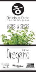Delicious Crete Sušené oregano z Kréty 55g DELICIOUS CRETE