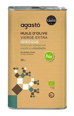 Agasto Extra panenský BIO olivový olej 3l AGASTO