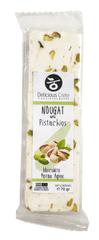 Delicious Crete Nougat tyčinka s pistáciemi 70g DELICIOUS CRETE