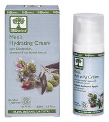 BIOselect Hydratační krém pro muže 50ml BIOselect®