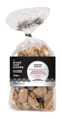 Ntourountous Bakery Sušenky s lískovými oříšky a karobem ze Sfakie 220g NTOUROUNTOUS
