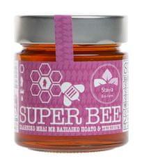 Stayia farm Řecký med se ženšenem a mateří kašičkou z Evie 260g STAYIA FARM