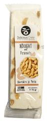 Delicious Crete Nougat tyčinka s burskými oříšky 70g DELICIOUS CRETE