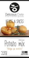 Delicious Crete Mix koření na pečené brambory 75g DELICIOUS CRETE