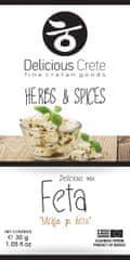 Delicious Crete Mix koření na sýr feta 30g DELICIOUS CRETE