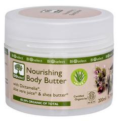 BIOselect Pečující tělové máslo s Aloe vera 200ml BIOselect®