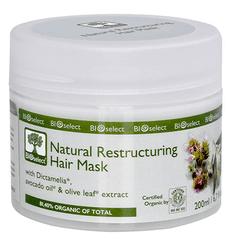 BIOselect Přírodní restrukturalizační maska na vlasy 200ml Bioselect®