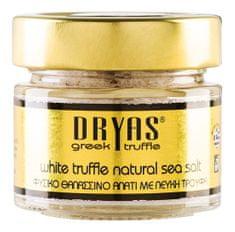 Dryas truffle Mořská sůl s bílými řeckými lanýži 100g DRYAS