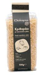 Dolopia Těstovinová rýže kritharaki s BIO kozím mlékem 500g DOLOPIA