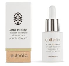 Euthalia Cosmetics Aktivní přírodní oční sérum 15ml EUTHALIA