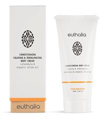 Euthalia Cosmetics Přírodní tělový krém 100ml EUTHALIA