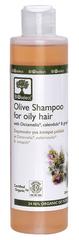 BIOselect Olivový šampon na mastné vlasy 200ml Bioselect®